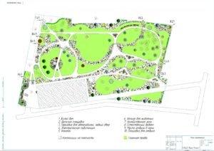 Проект ландшафтного дизайна, проектирование ландшафта, ландшафтный дизайнер, ландшафтный архитектор