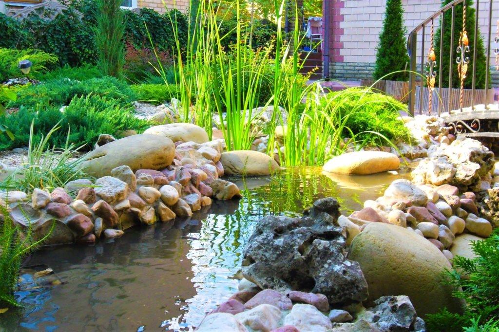 искусственные водоемы, искусственные водопады, искусственные пруды, ландшафтный дизайн