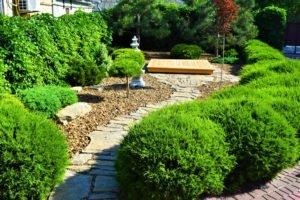 японский сад Мелитополь, сад в японском стиле Мелитополь, японский сад, ландшафтный дизайн Мелитополь