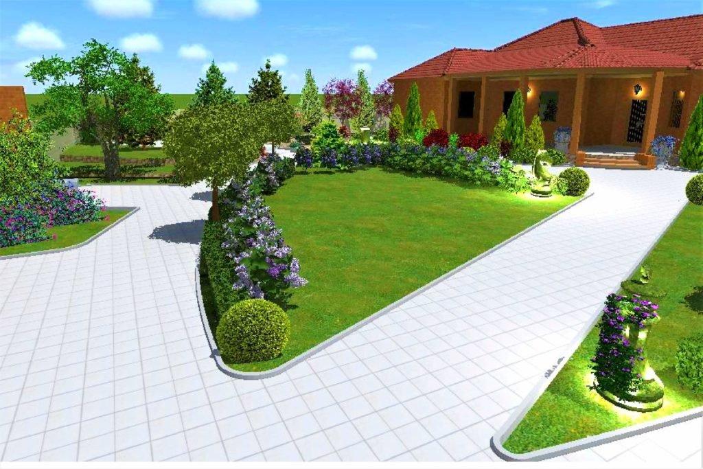 проект озеленения и благоустройства участка, проект озеленения участка, проетк благоустройства участка, ландшафтный дизайн
