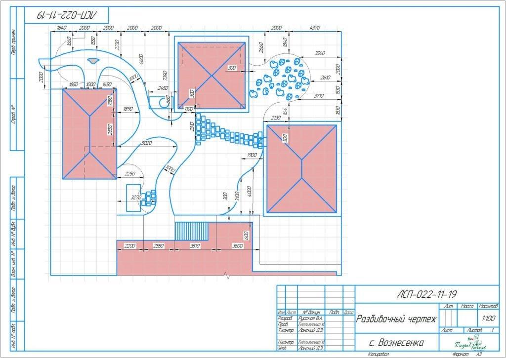 проектирование светильников в саду, растановка светильников на участке, как спроектировать освещение участка, парковое освещение