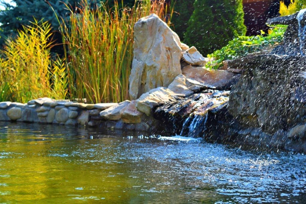 строительство водопадов в Запорожье, создание водопадов в Запорожье, устройство водопадов в Запорожье, стоимость водопадов в Запорожье, цена водопадов в Запорожье