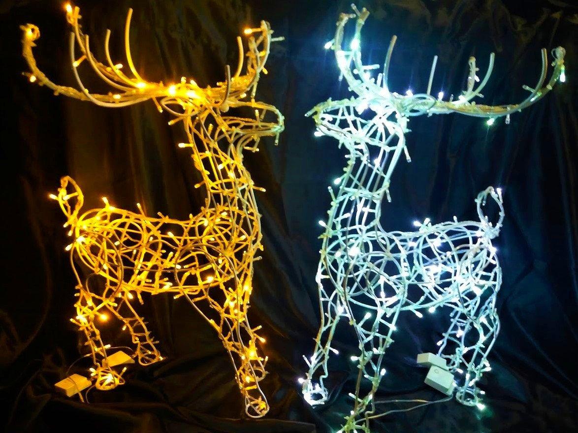 новогодние фигуры на участок Мелитополь, где купить новогодние статуэтки на новый год, как удивить семью на новый год, как порадовать гостей на новый год
