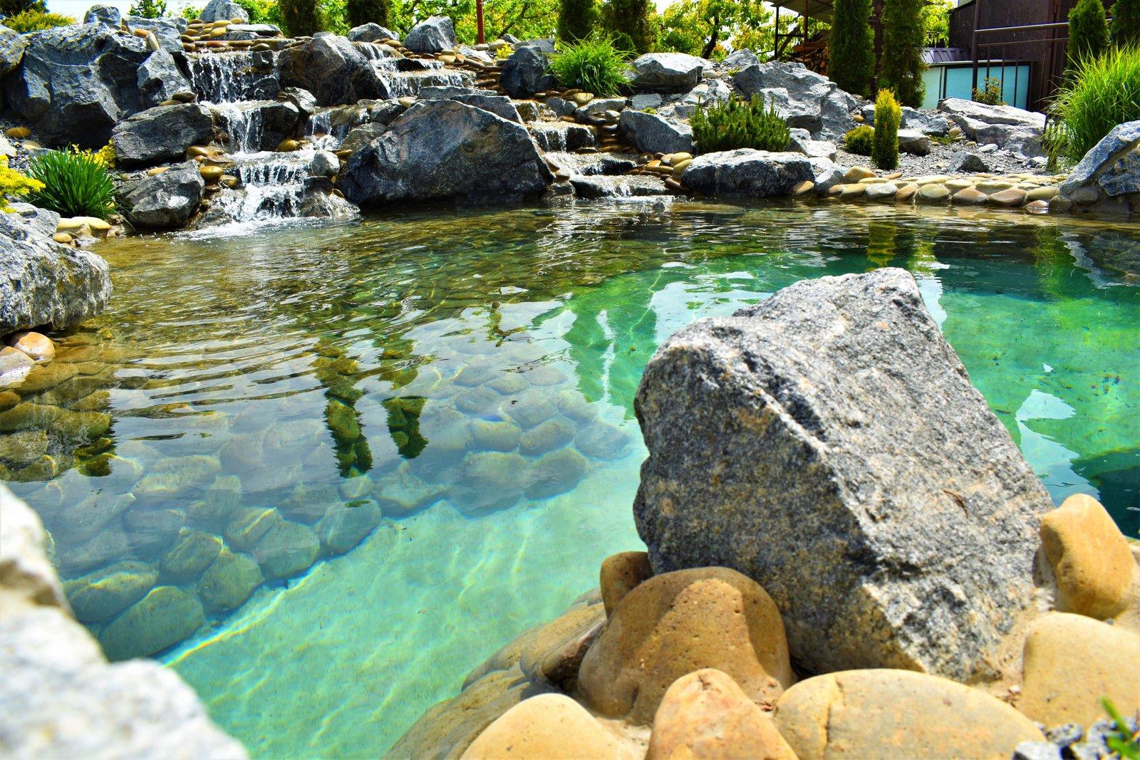 создание эксклюзивных прудов Запорожье, создание красивых прудов Запорожье, создание красивых прудов Запорожье, ландшафтный дизайн Запорожье
