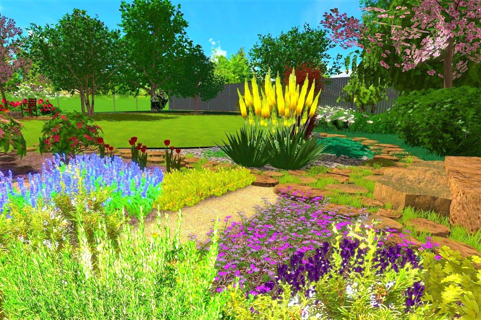 Выполнить проект ландшафтного дизайна участка в Кивеве, заказать проект ландшафтного дизайна участка в Киеве, заказать садовый дизайн участка в Киеве