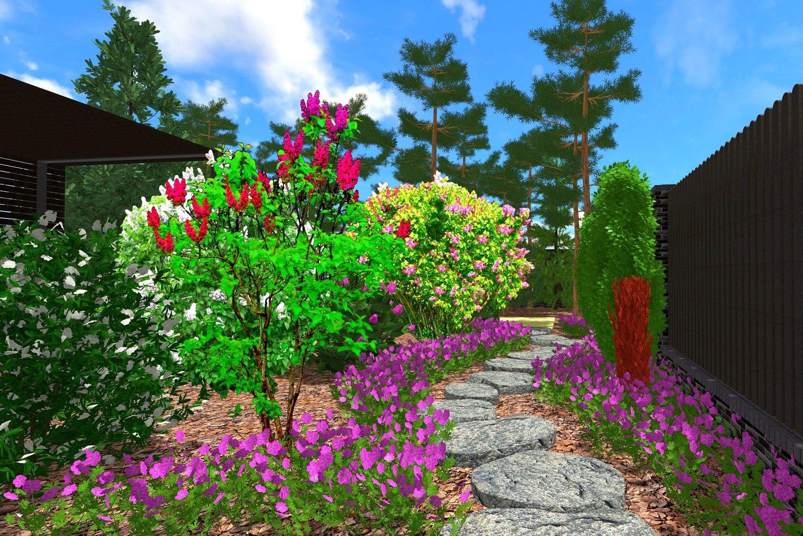 Природный ландшафт участка в Киеве, ландшафтный дизайн участка в природном стиле в Киеве, ландшафтный дизайн участка природный Киев