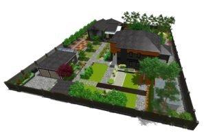 Проектирование ландшафтного дизайна, ландшафтный дизайн, ландшафтный дизайнер