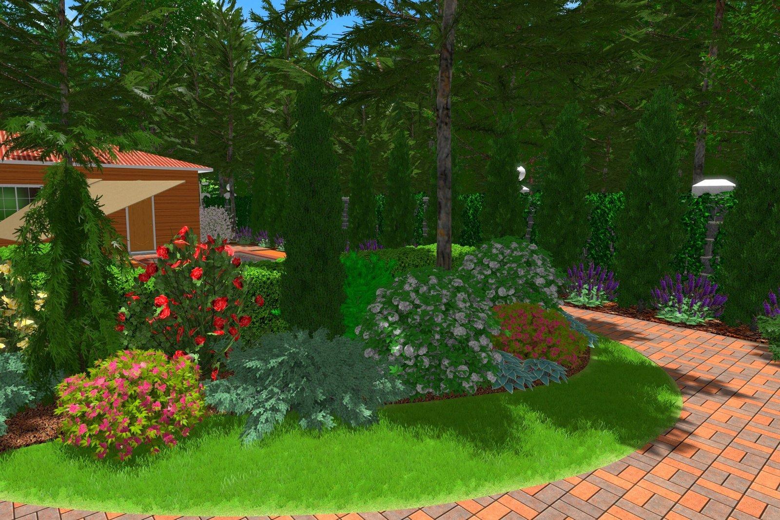 благоустройство и озеленение, Дизайнер ландшафтный, разработкой ландшафтного дизайна