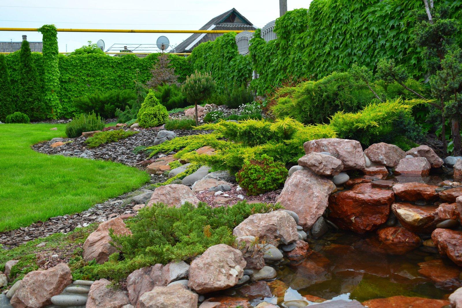 розарий, цветник, пейзажный стиль озеленения, реализация озеленения,