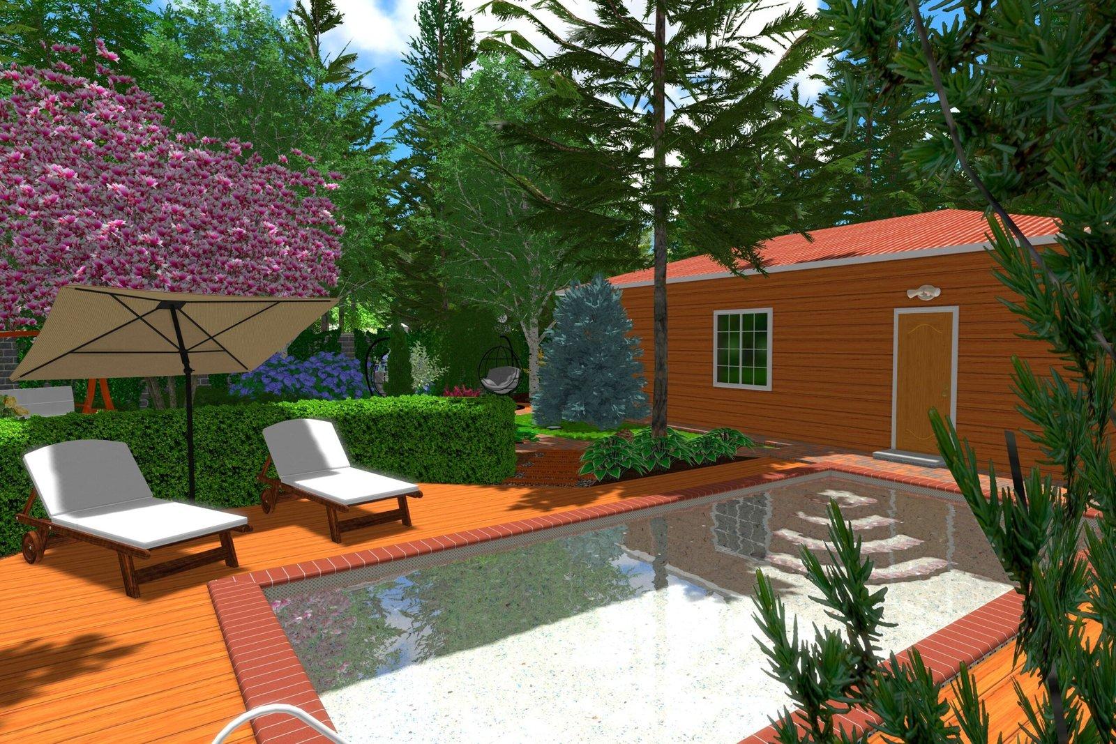 Благоустройство и озеленение по выгодным ценам, Создание уютной придомовой территории