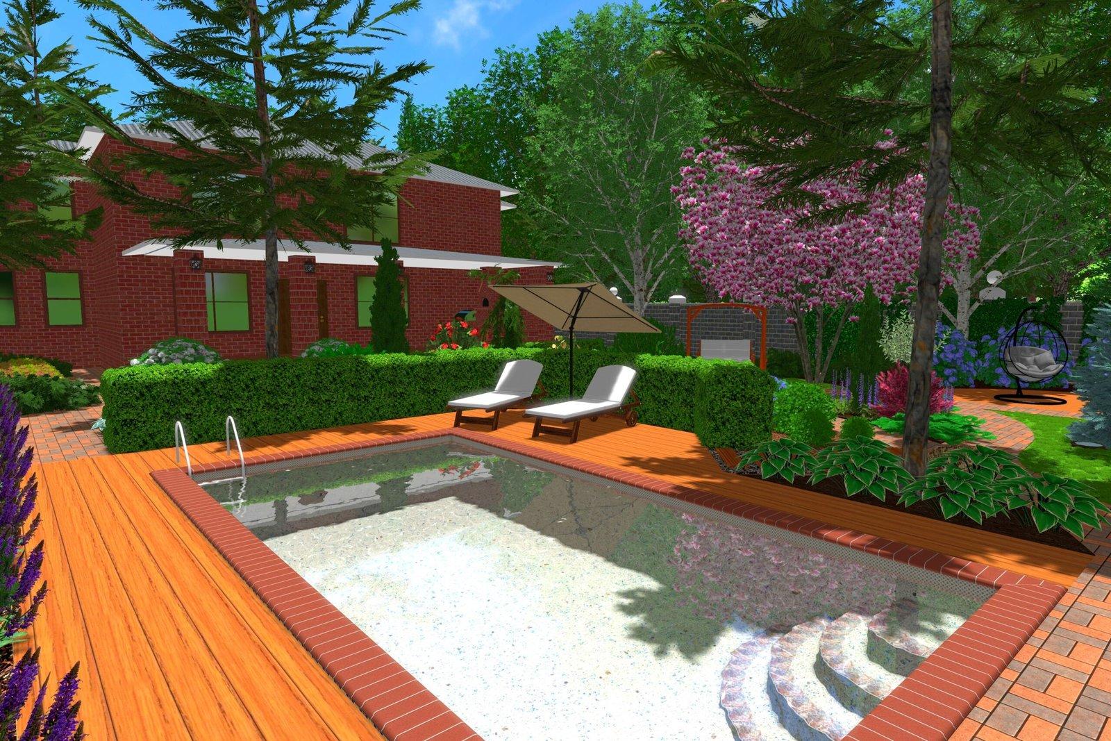 Ландшафтный дизайн загородного дома, Загородный участок, пожелания заказчика в ландшафтном дизайне