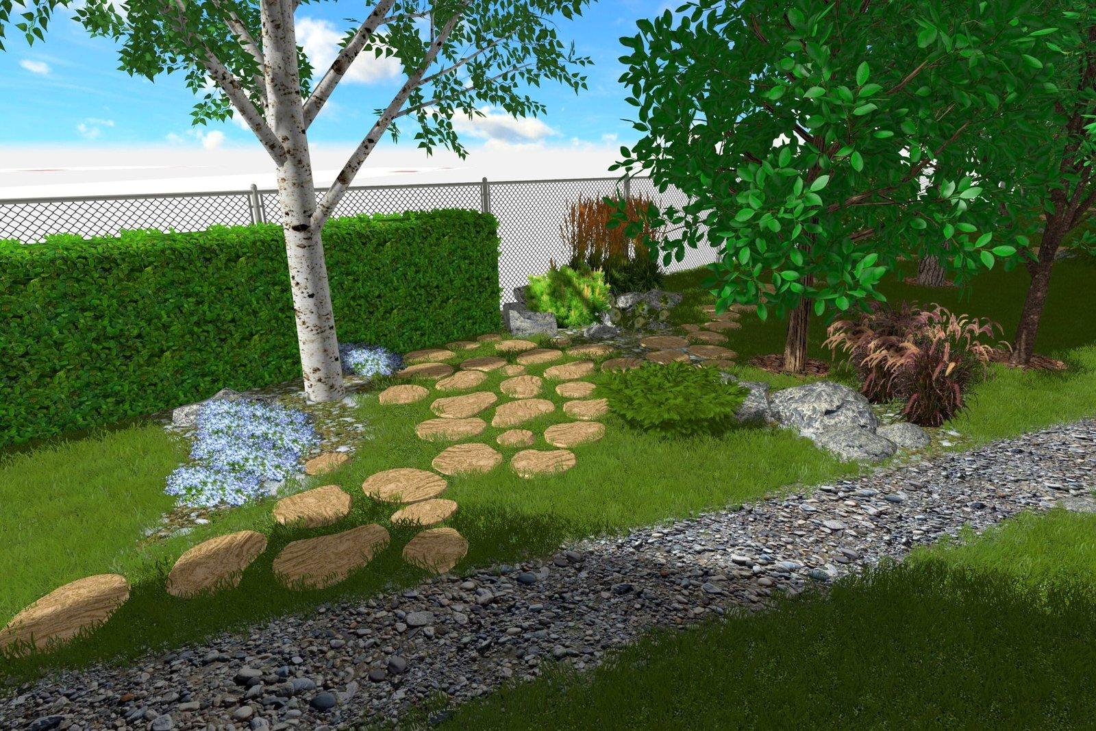 ландшафтный дизайн территории загородного дома, Учет климатических условий в ландшафтном дизайне
