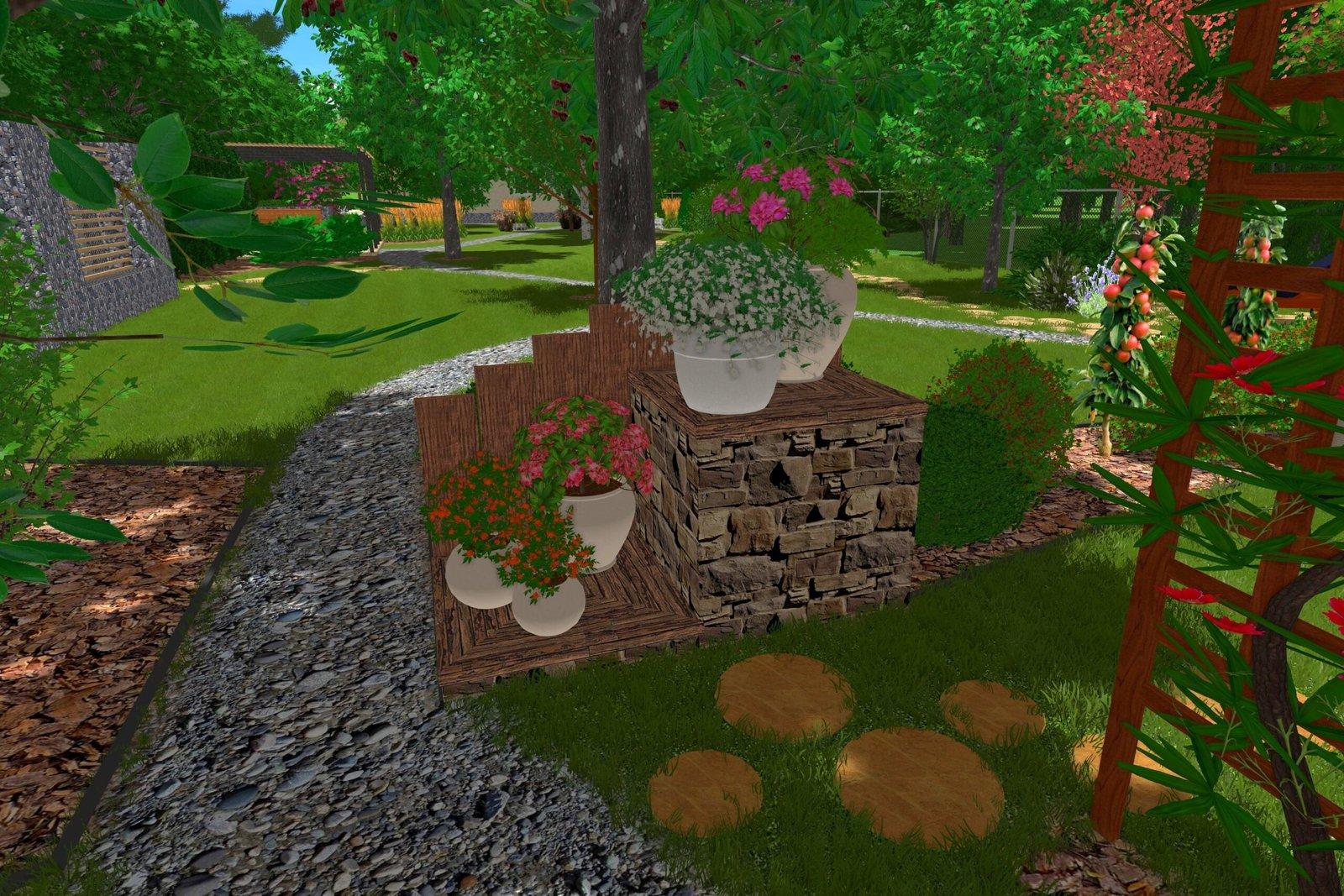 расположение функциональных зон в ландшафтном дизайне, особеннности рельефа территории, созданием стильного ландшафтного дизайна