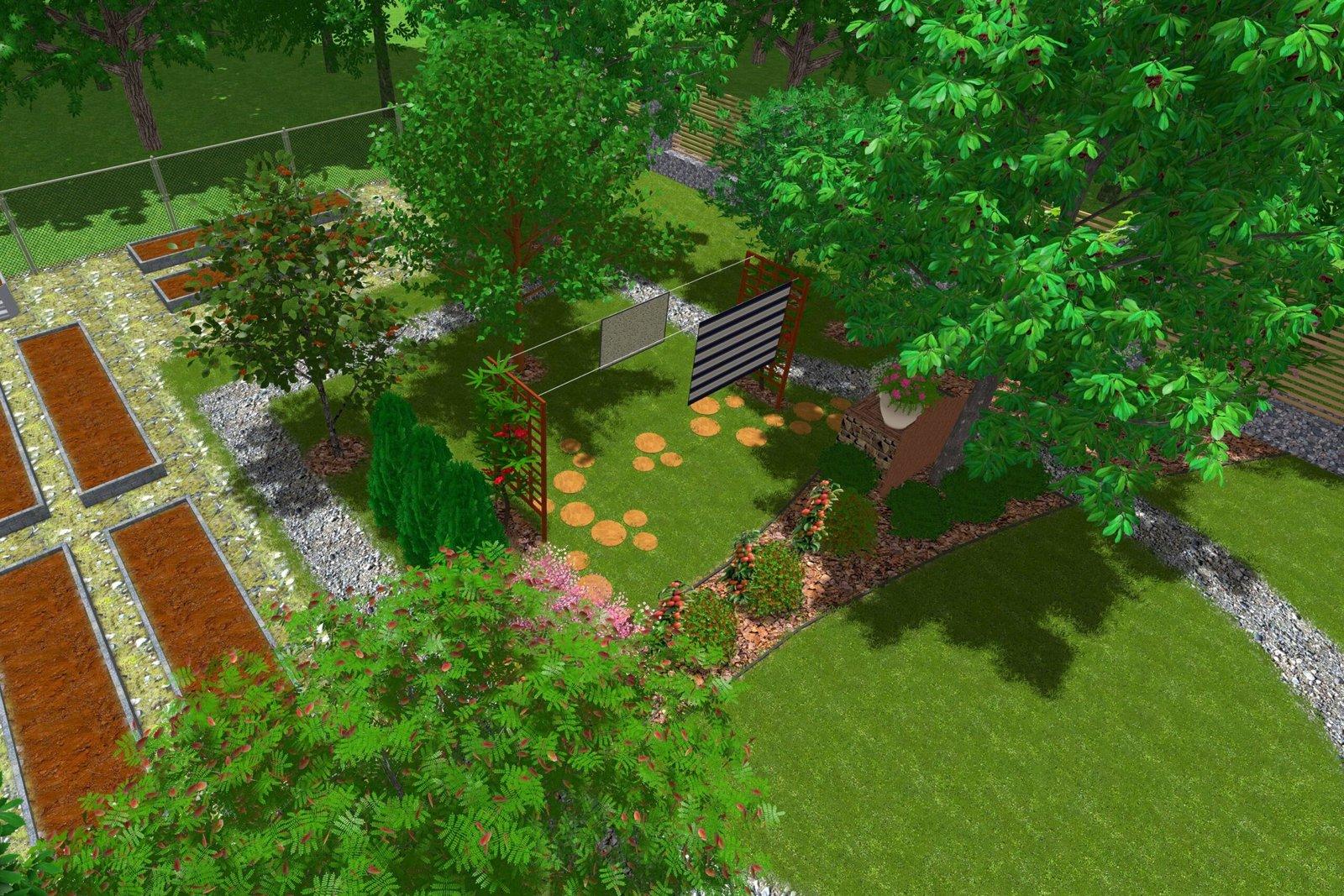различные малые архитектурные формы, Как создать красивый ландшафт
