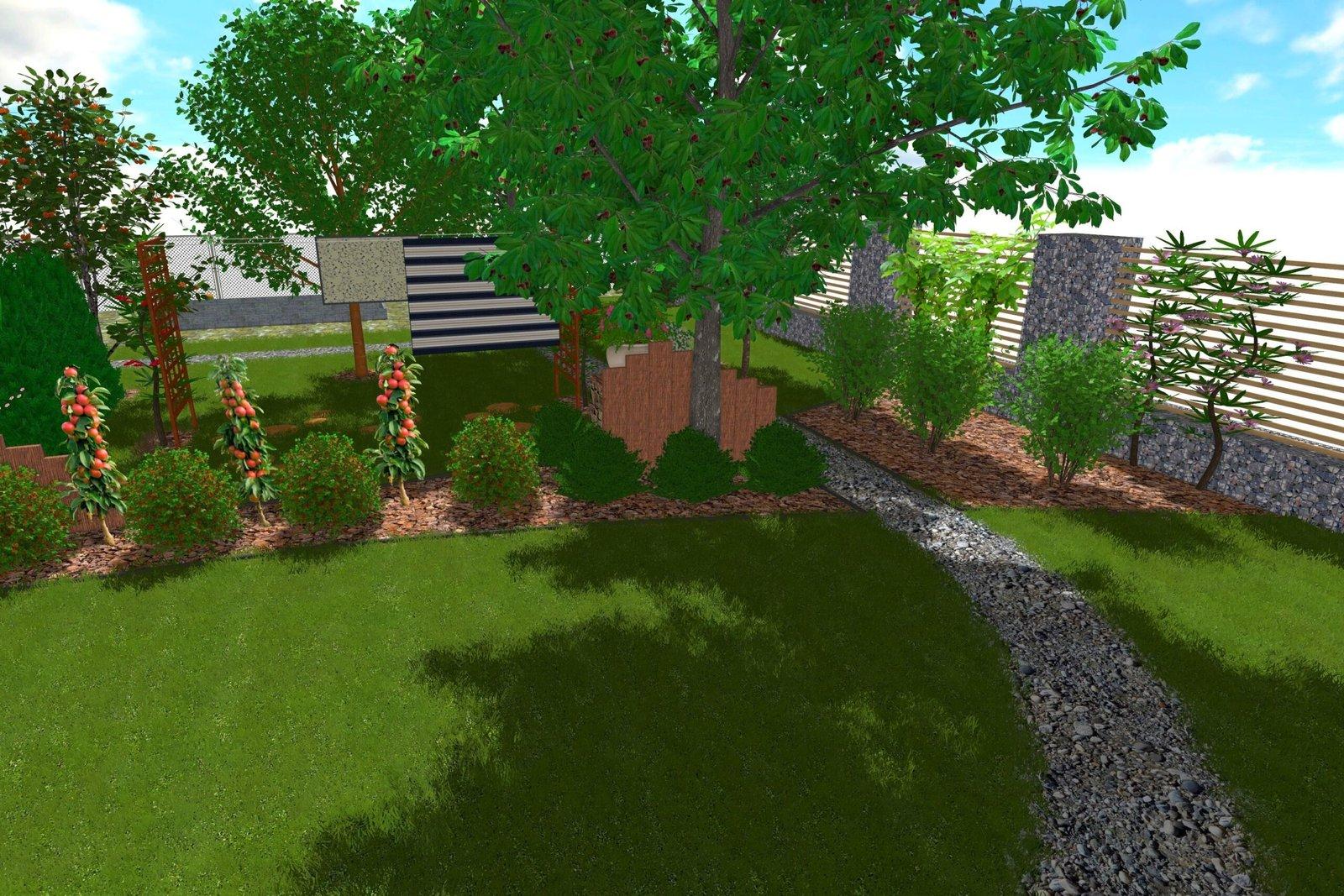 территория для отдыха в саду, террасная доска место отдыха