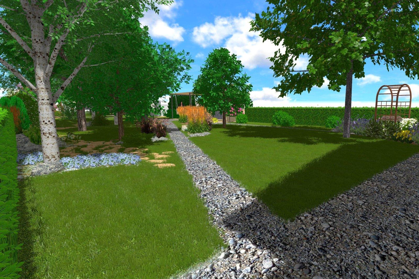 высадка газона, посевной и рулонный газон