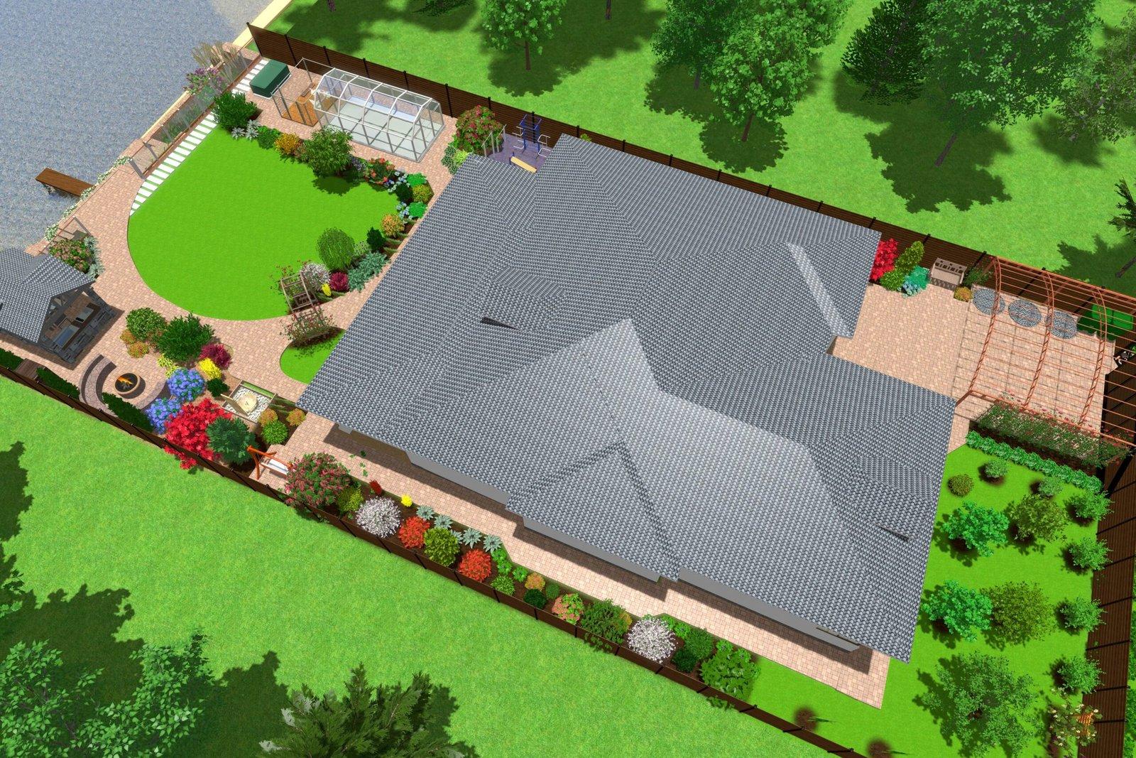 Ландшафтный дизайн готовые проекты схемы, подробный план ландшафта, услуги ландшафтных дизайнеров,