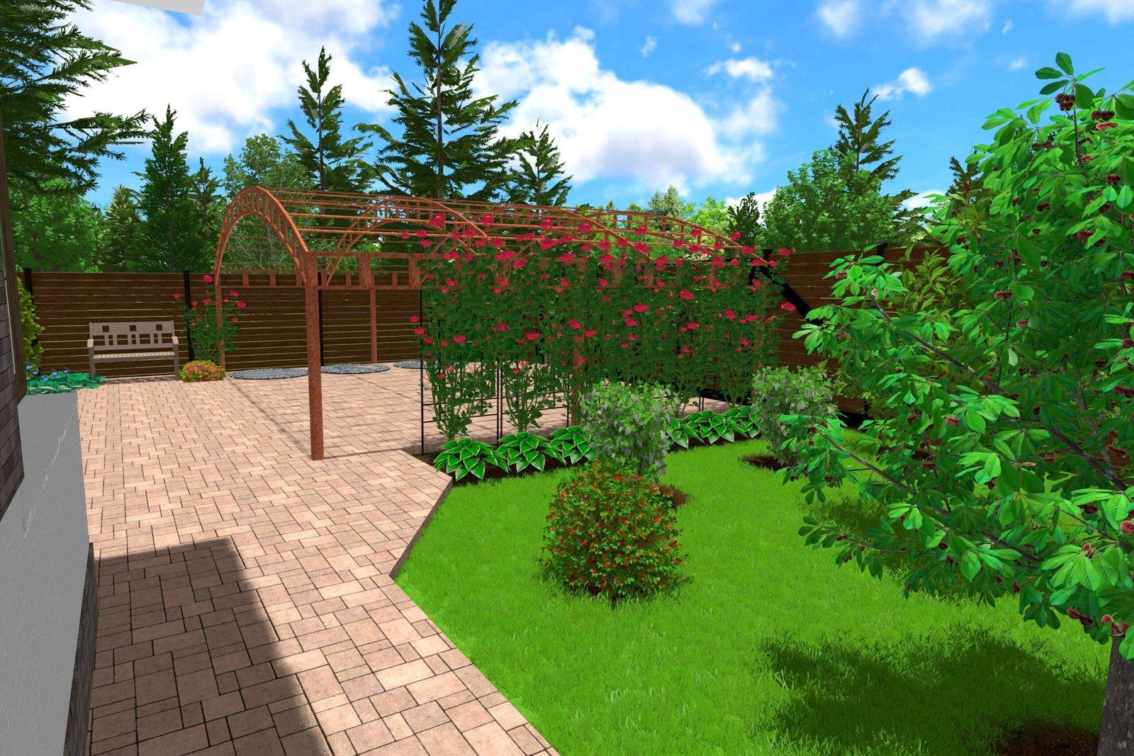 Ландшафтный дизайн садового участка, на что обратить внимание при создании ландшафтного дизайна, ландшафтный дизайн на даче,