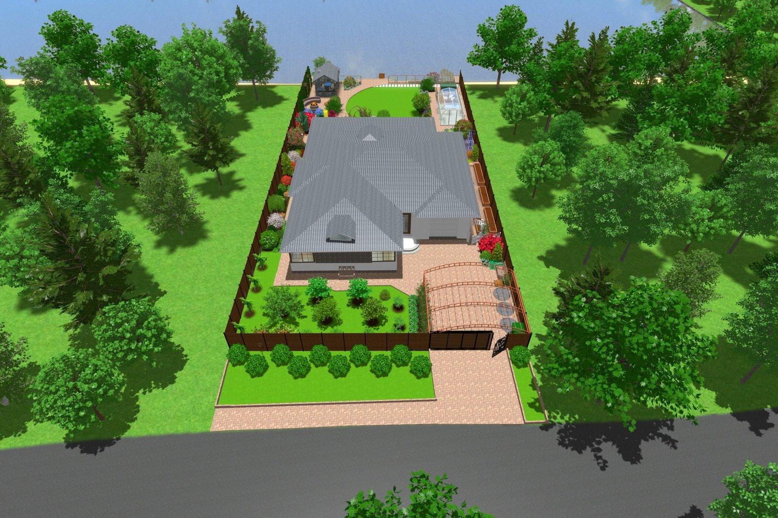 дизайнер по озеленению, Оформление основных элементов участка, водоемы в саду,
