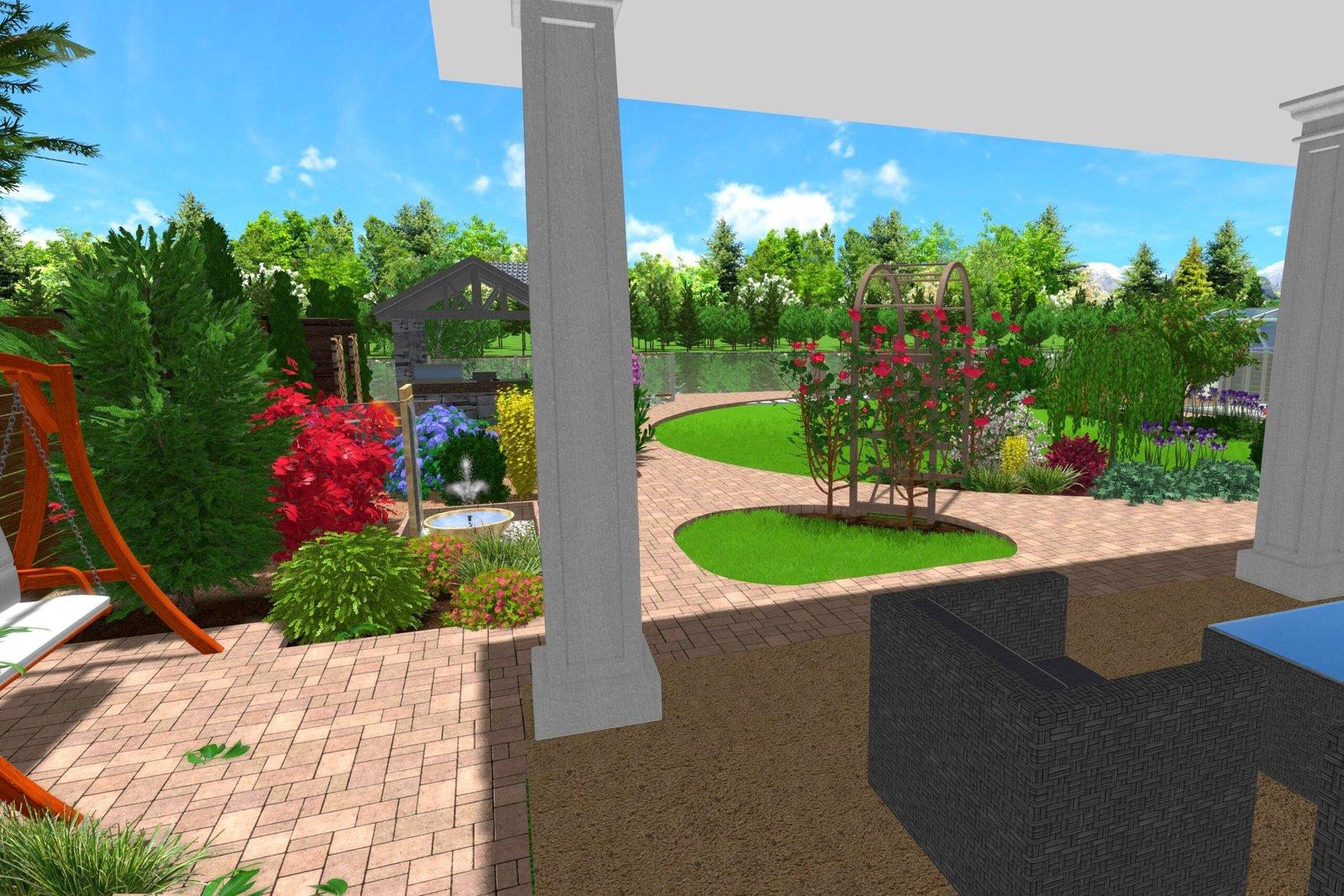 газон в мавританском стиле, безупречный газон, Цена на ландшафтный дизайн,