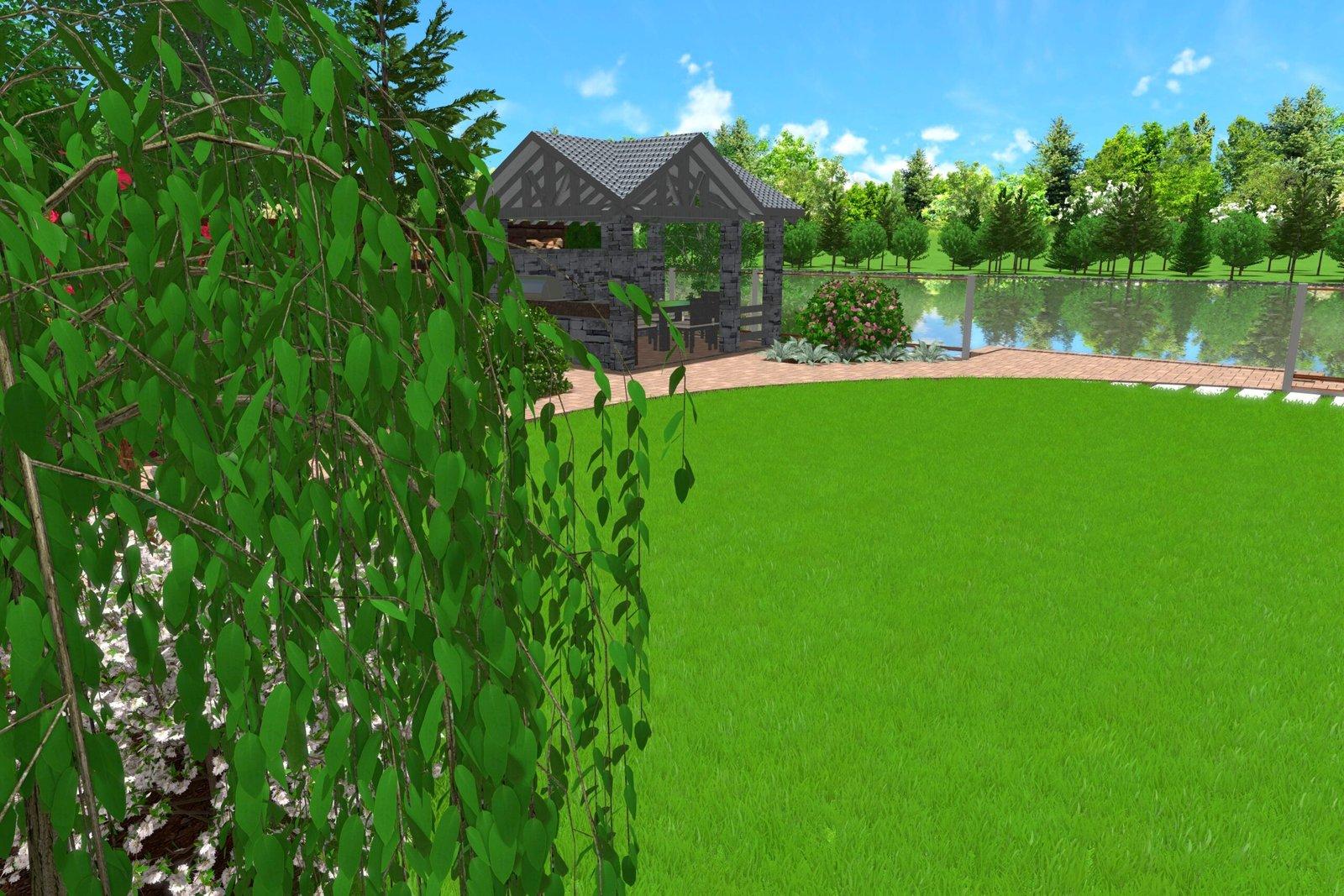 выразительный фонтан на участке, украсить цветники или клумбы, топиар,